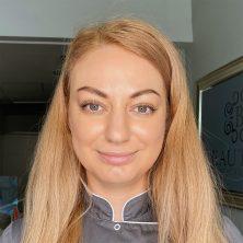 Mariana kosmetyczka i szkoleniowiec w Beautyco